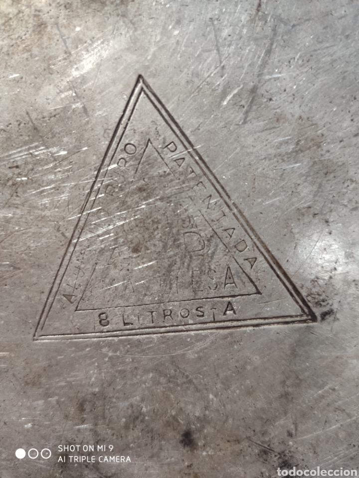 Antigüedades: Olla a presión Magefesa - Foto 4 - 189587421