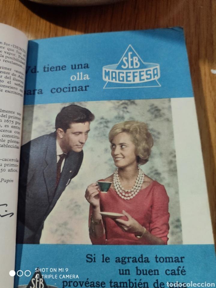 Antigüedades: Olla a presión Magefesa - Foto 9 - 189587421