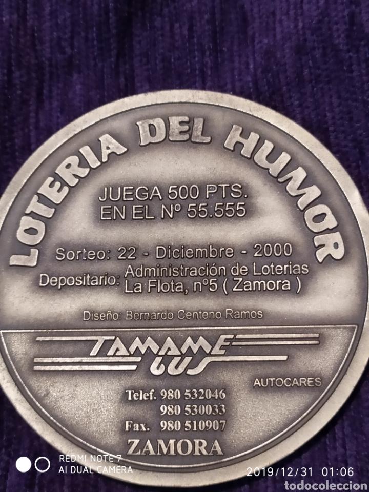 Antigüedades: ROMÁNICO ZAMORANO, SAN CIPRIANO, METOPA BRONCE PULIDO, ÚNICA, VER - Foto 7 - 189600982