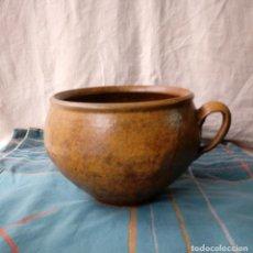 Antigüedades: RECIPIENTE. Lote 189606050