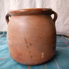 Antigüedades: RECIPIENTE. Lote 189606096