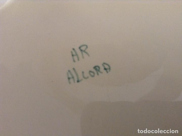 Antigüedades: LEGUMBRERA DE ALCORA (Ppios. s. XX) - Foto 9 - 225370208