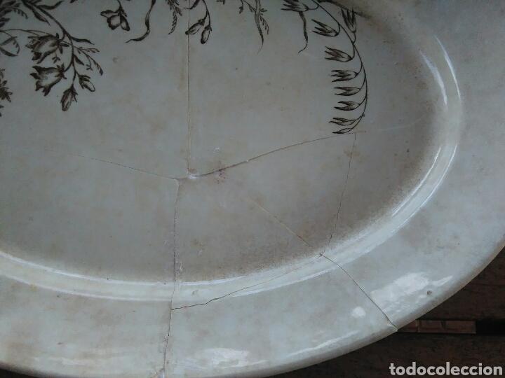 Antigüedades: Fuente Campanula Aznalfarache - Foto 3 - 189677223