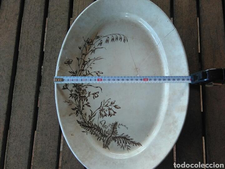 Antigüedades: Fuente Campanula Aznalfarache - Foto 5 - 189677223