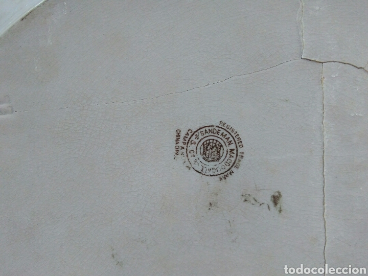 Antigüedades: Fuente Campanula Aznalfarache - Foto 6 - 189677223