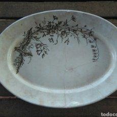 Antigüedades: FUENTE CAMPANULA AZNALFARACHE. Lote 189677223