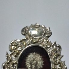Antigüedades: RELICARIO DE LA VIRGEN. Lote 189692491