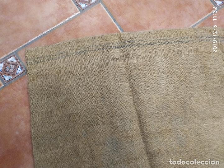 Antigüedades: SACO DE ARPILLERA DE CAFES DEL BRASIL POR TODA ESPAÑA PPS SIGLO XX - Foto 8 - 189700812