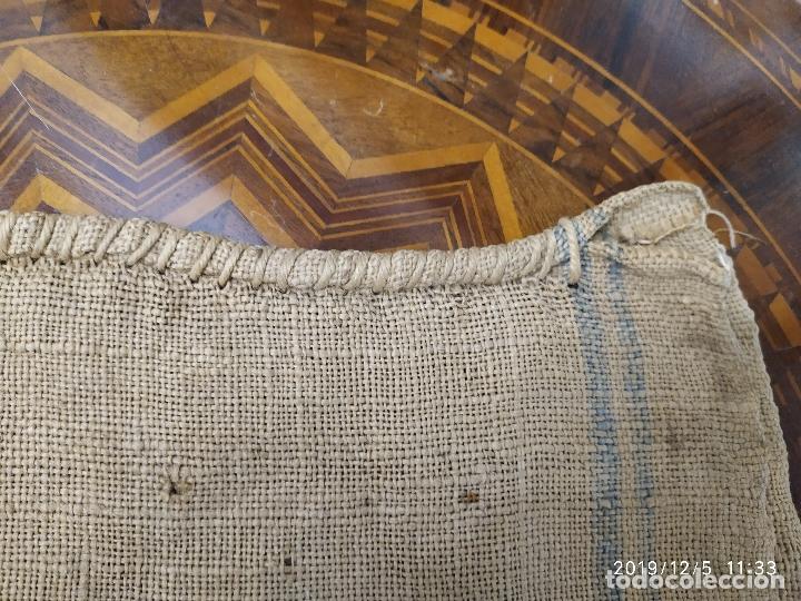 Antigüedades: SACO DE ARPILLERA DE CAFES DEL BRASIL POR TODA ESPAÑA PPS SIGLO XX - Foto 9 - 189700812