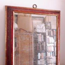 Antigüedades: ESPEJO AÑOS 30,40 EN CHINOISERIE. PORTUGUÉS. Lote 189722378