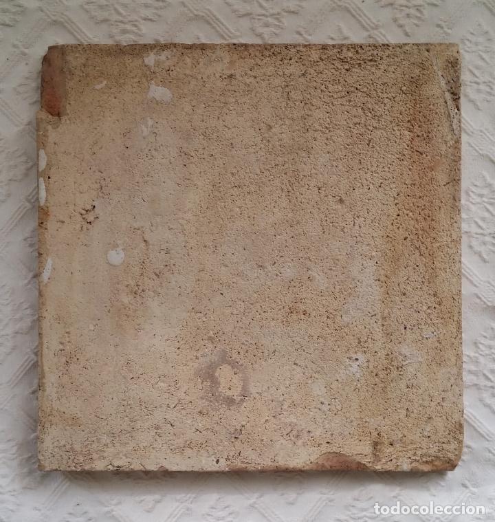 Antigüedades: Azulejo antiguo, baldosa - Foto 3 - 189746975