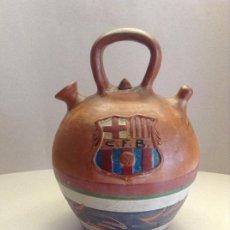 Antigüedades: BOTIJO DE VERDÚ DEL BARÇA. Lote 189747275