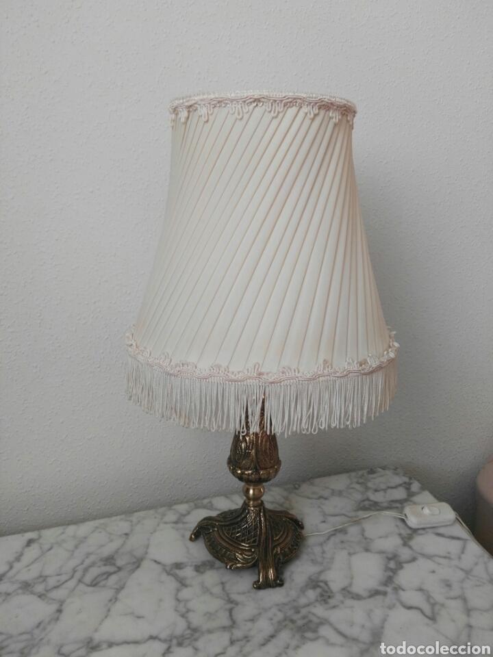 LAMPARAS PAREJA, ANTIGUAS. (Antigüedades - Iluminación - Lámparas Antiguas)