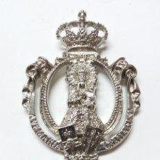 Antigüedades: MEDALLA DE HERMANO DE NTRA SRA DE LOS CLARINES, BEAS HUELVA. Lote 189756362