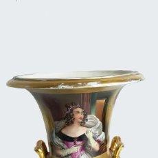 Antigüedades: JARRON IMPERIO DE PORCELANA. Lote 189818817