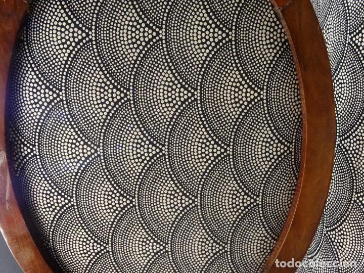 Antigüedades: Canapé Luis XV S.XIXen madera decaoba y recién tapizado por Cole&Son - Foto 38 - 188052595