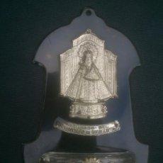 Antigüedades: PEQUEÑA BENDITERA MONASTERIO DE GUADALUPE.. Lote 189907193