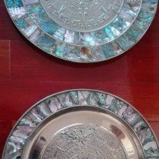 Antigüedades: PLATOS DECORATIVOS. Lote 189959102