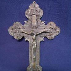 Antigüedades: CRUZ CRISTIANA ORTODOXA. Lote 189974168