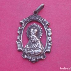Antigüedades: MEDALLA ANTIGUA VIRGEN MACARENA. SEVILLA.. Lote 190089191