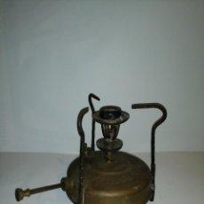 Antigüedades: ANTIGUA COCINA DE PETRÓLEO HIPÓLITO. Lote 190089746