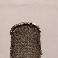 Antigüedades: ANTIGUO MONEDERO MALLA. Lote 190150653