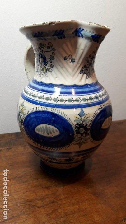 JARRA TALAVERA (Antigüedades - Porcelanas y Cerámicas - Talavera)