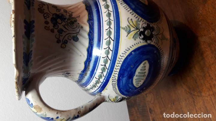 Antigüedades: Jarra talavera - Foto 3 - 190151900