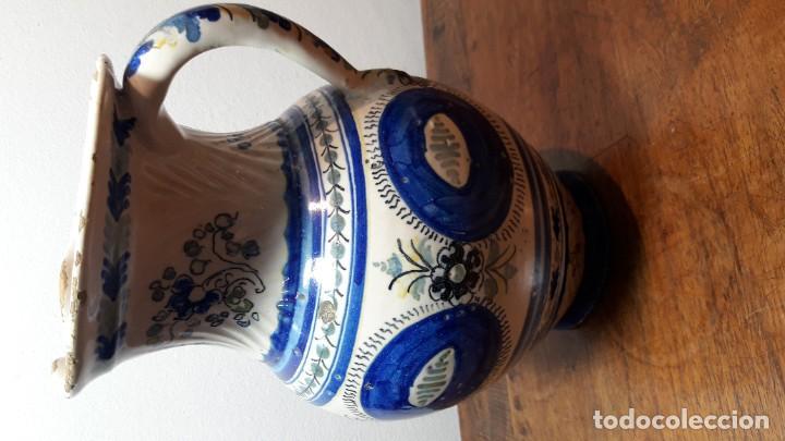 Antigüedades: Jarra talavera - Foto 4 - 190151900