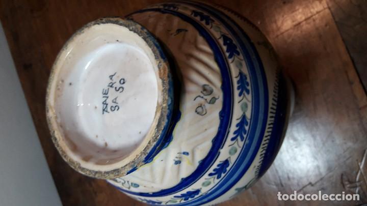 Antigüedades: Jarra talavera - Foto 5 - 190151900