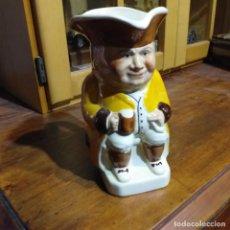 Antigüedades: JARRA INGLESA TONY WOOD. STAFFORDSHIRE. Lote 190178630