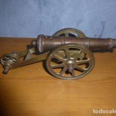 Antigüedades: ANTIGUO CAÑON DE BRONCE, IDEAL COLECCIONISTAS . Lote 190207617