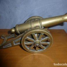 Antigüedades: ANTIGUO CAÑON DE BRONCE. Lote 190210426