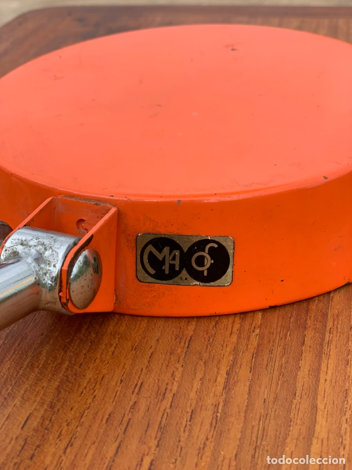 Antigüedades: Lámpara Vintage Fase Maof - Foto 2 - 190272626