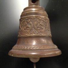 Antigüedades: ANTIGUA CAMPANA SIGLO XVIII. Lote 190358100