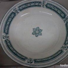 Antigüedades: FUENTE DE CERÁMICA DE CARTAGENA. Lote 190370978
