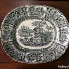 Antiquités: SARGADELOS 3ª ÉPOCA - FUENTE. Lote 190518397