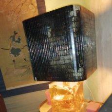 Antigüedades: LÁMPARA DE MESA VINTAGE PIERRE GIRAUDON AÑOS 70. Lote 190529140