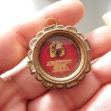 Antiquités: RELICARIO ANTIGUO DE SANTA TERESA . Lote 190530096