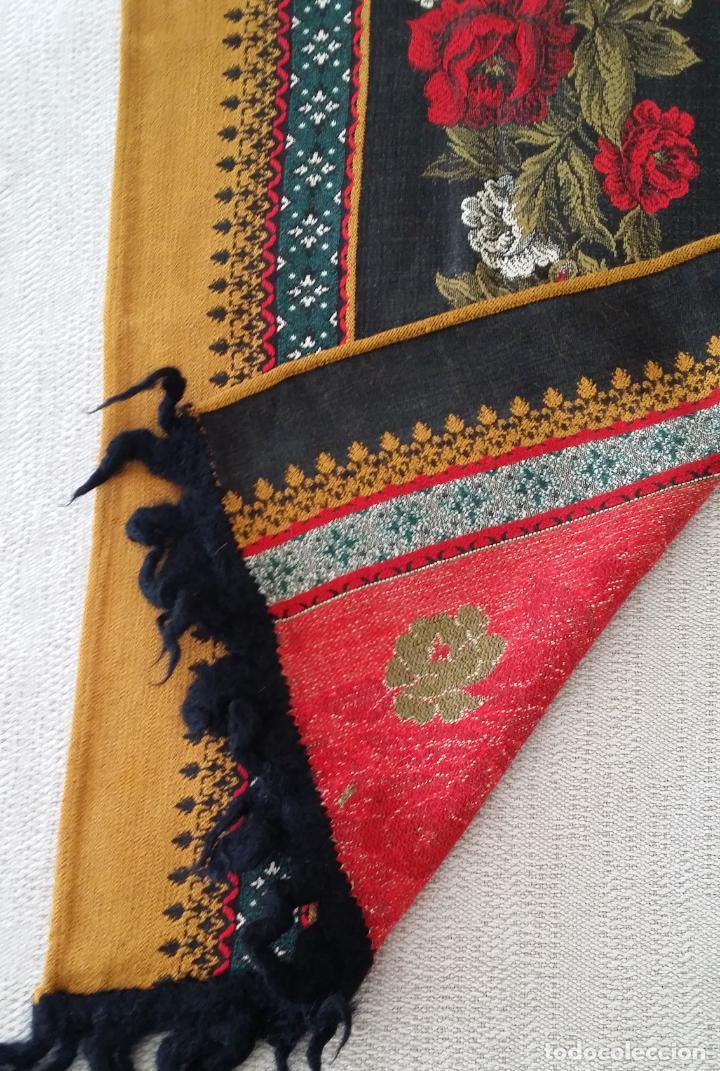 Antigüedades: Tapete tejido - Foto 8 - 190586111