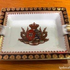 Antiquités: CENICERO CERAMICA - MEDIDA 14X11 CM. Lote 190606907