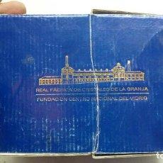 Antigüedades: PORTAVELAS DE LA GRANJA. Lote 190620076