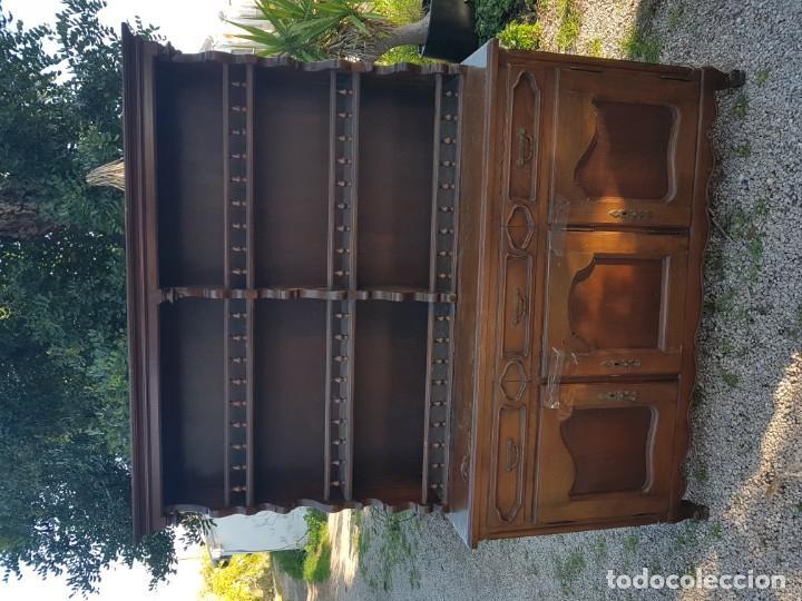 Antigüedades: MUEBLE PLATERO - Foto 4 - 190629742
