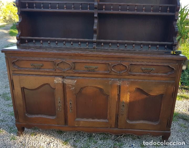 Antigüedades: MUEBLE PLATERO - Foto 6 - 190629742