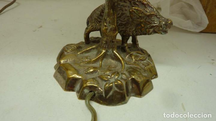 Antigüedades: PAREJA DE LAMPARAS VALENTI - Foto 4 - 190630053
