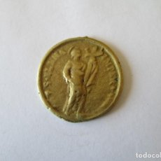 Antigüedades: ANTIGUA MEDALLA RELIGIOSA. Lote 190633160