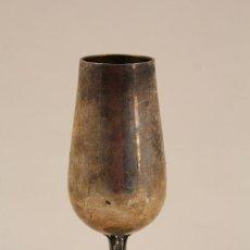 Antigüedades: COPA DE FILIGRANA EN PLATA DE LEY. Lote 285173593