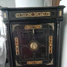 Antigüedades: ESCRITORIO ABATTANT BOULLE SIGLO XIX. Lote 190692701