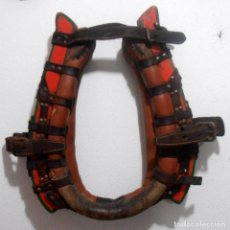 Antigüedades: COLLERON DE BURRO, ARNES, PECHERA. Lote 190721078