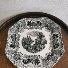 Antigüedades: ANTIGUO PLATO DE LA CARTUJA . Lote 190799743